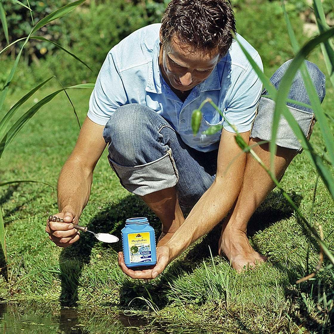 Neudorff phosphatfrei gartenteichpflege teichpflege for Gartenteichpflege algen