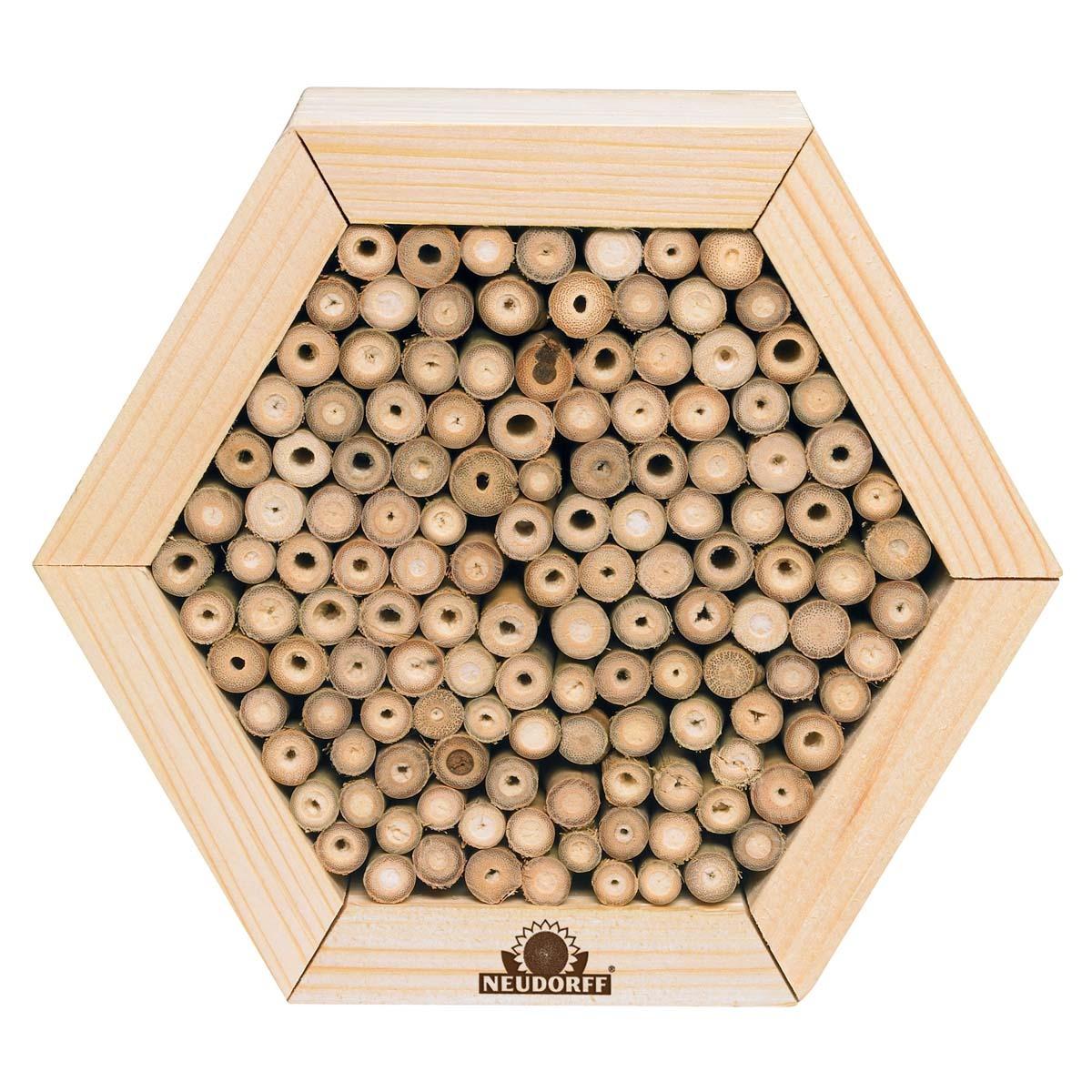 neudorff n tzlingswabe f r wildbienen und grabwespen nistplatz f r bienen wildbienenschutz. Black Bedroom Furniture Sets. Home Design Ideas